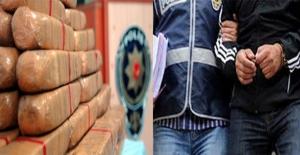Elazığ'da 374 Gram Esrara 8 Yıl 4 Ay Hapis Cezası