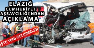 Otobüs Kazası İle İlgili Savcılıktan Açıklama