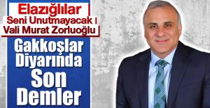 Gakkoşlar Diyarında Son Demler