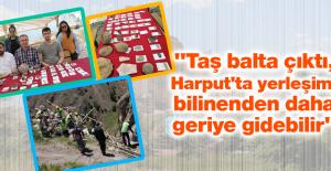 Harput'ta Heyecanlandıran Eserler Çıktı