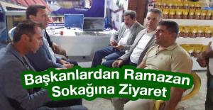 Ramazan Sokağına Ziyaret