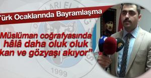 Türk Ocaklarından Bayramlaşma Programı