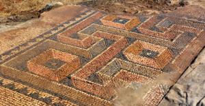 2 bin yıllık antik kentte meclis binası bulundu