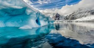 Antarktika'daki buzulların altında yanardağ olduğu tespit edildi