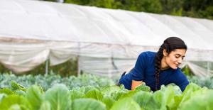 """Devlet Desteği Genç Çiftçilere """"Umut"""" Oldu"""