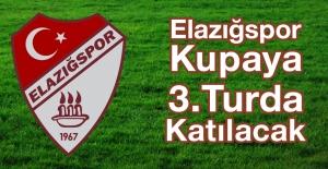 Elazığspor'da Türkiye Kupası Sesleri