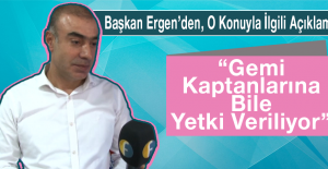 Murat Ergen'den Açıklama