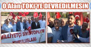 Milliyetçi Sivil Toplum Kuruluşları Hain Saldırıyı Unutmadı