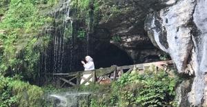 Çal Mağarası Sonbaharda Da Turistleri Ağırlıyor