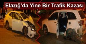 Elazığ'da Yine Trafik Kazası