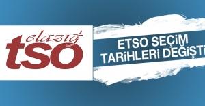 ETSO Seçimleri Ertelendi