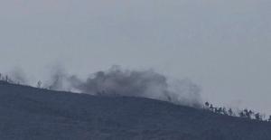 Türkmendağı'nda Orman Yangını