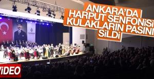 Ankara'da Harput Senfonisi Kulakların Pasını Sildi