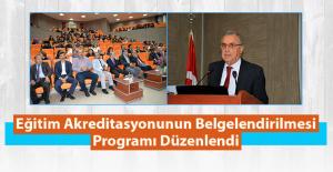 Fırat Üniversitesi'nde Program