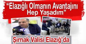 Hemşehrimiz Aktaş Elazığ'da