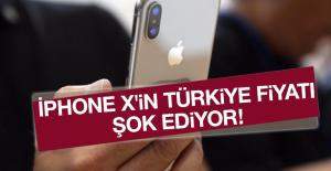 İPHONE X'in Türkiye Fiyatı Belli Oldu