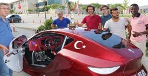 Ödüllü Elektrikli Aracın Seri Üretimi Hedefleniyor