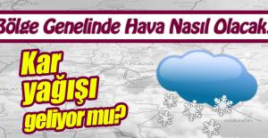 21 Kasım'da Hava Nasıl Olacak?