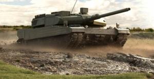 Altay Tankı'nın Seri Üretimi İçin İkinci Teklif