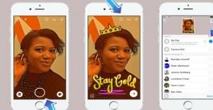 Facebook, Snapchat'in Streak'ini De Kopyalıyor!