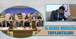 Kasım Ayı İl Genel Meclisi Toplantısı Yapıldı