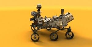 Mars İçin Yapay Zekalı Yeni Robot