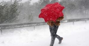 Meteoroloji'den Bu İllere 'Yoğun Kar' Uyarısı