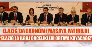 Şehirlerin Ekonomik Beklentileri Toplantısı Yapıldı