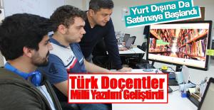 Türkiye'de Üniversiteler İle TBMM'de Kullanılmaya Başlandı