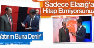Ak Parti Pertek İlçe Başkanı Kılıç, Medya Grubumuzu Ziyaret Etti