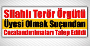 Elazığ'da FETÖ'cü 3 Eski Polise Hapis Cezası