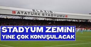 TFF, Stadyum Zeminine Not Verdi
