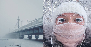 Dünyanın En Soğuk Köyü Sibirya'da