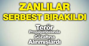Elazığ'da Terör Propagandası!