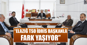 Elazığ Türk Ocakları'ndan Alan'a Ziyaret