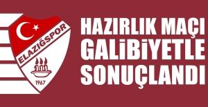 Elazığspor 3-0 Helmond Sport