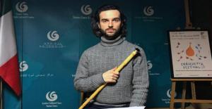 İtalyan Neyzen: Ney Kalbime Dokundu, İslam'ı Seçtim