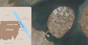 TİKA Sevakin Adası'ndaki İlk Çalışmalarını Tamamladı