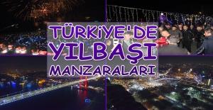 Türkiye'de Yılbaşı Manzaraları
