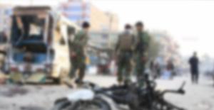 Afganistan'da İntihar Saldırısı