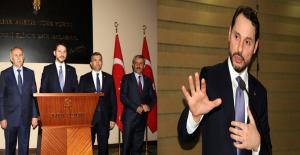 Bakan Albayrak: Terör Örgütleri Tarihten Silinecek