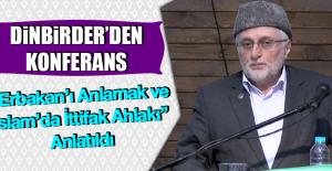 DİNBİRDER'DEN KONFERANS