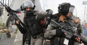 İsrail Güçleri Suikast İddiasıyla 6 Filistinli'yi Gözaltına Aldı