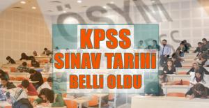 KPSS Lisans Ve Önlisans Sınavı Ne Zaman? 2018