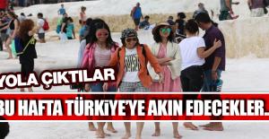 O Ülkeden Binlerce Kişi Türkiye'ye Akın Edecek