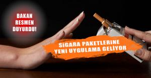 """Sigara Paketlerine """"Tek Tip"""" Uygulaması..."""