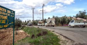 Afrin Kırsalında Sivil Halk, Evlerine Dönüyor