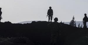 Afrin'de Arama Tarama Çalışması Yürütülüyor