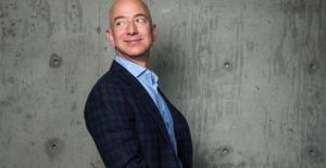 Amazon'un CEO'su Bir Günde Servetine 3,3 Milyar Dolar Kattı