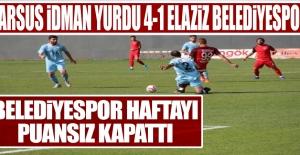 Belediyespor Haftayı Puansız Kapattı